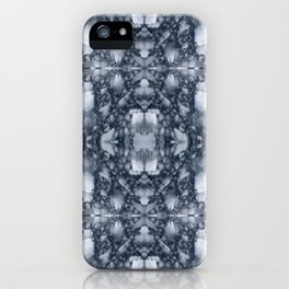 Water Ice pattern iPhone Case
