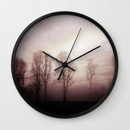 Treehaunt Wall Clock