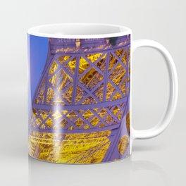 Eiffel Tower Moon Coffee Mug