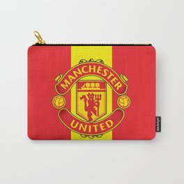 Manchester United Fc Carry-All Pouch