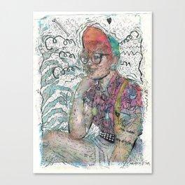 Autry Canvas Print