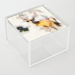 Deer Acrylic Box