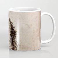 seahorse Mugs featuring Seahorse by Werk of Art