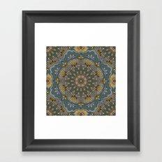 Mandala 71 Framed Art Print