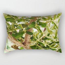 Olive Beauty Photography Rectangular Pillow