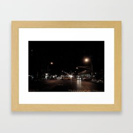 NYC 3 Framed Art Print