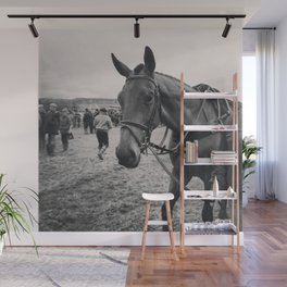The Horse Wall Mural
