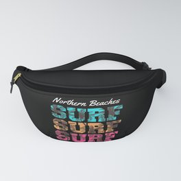 Northern Beaches Surfing Fanny Pack