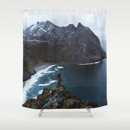Ryten Shower Curtain