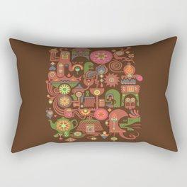 Sugar Machine Rectangular Pillow