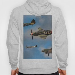 Vintage Aircraft Hoody