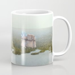 Golem on the moor Coffee Mug