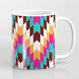 Tribal Chevron II Coffee Mug