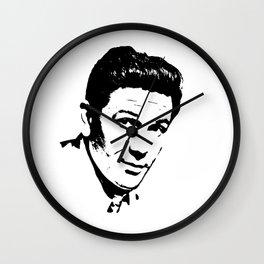 John Garfield Is Class Wall Clock