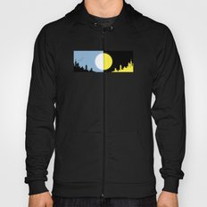 Moon and sun Hoody