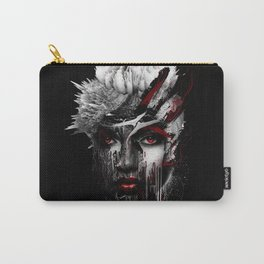 Red Eyes Carry-All Pouch