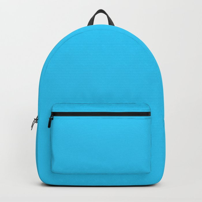 Simply aqua teal color - Mix and Match with Simplicity of Life Backpack