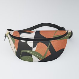 Abstract Female Figure 20 Fanny Pack