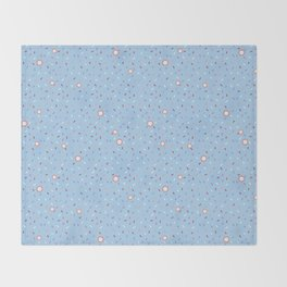 Confetti Shower Throw Blanket