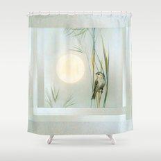A Brief Respite Shower Curtain