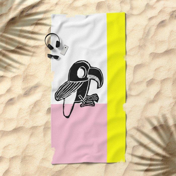 T'as le look Coco Beach Towel