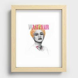VANITY FAIR Recessed Framed Print
