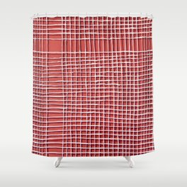 Left Shower Curtain