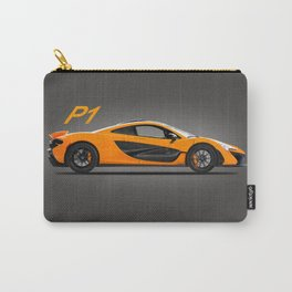 The P1 Supercar Carry-All Pouch