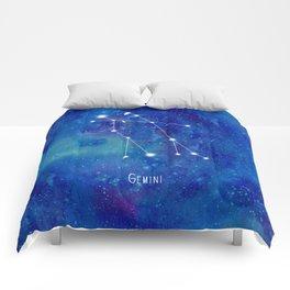 Constellation Gemini Comforters