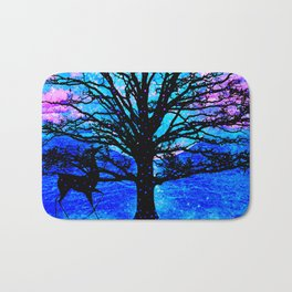 TREE ENCOUNTER Bath Mat