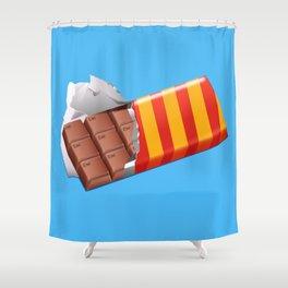 Esc Shower Curtain