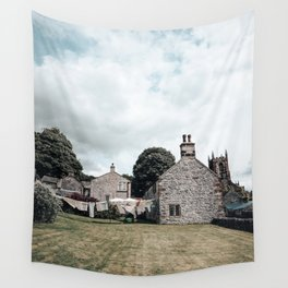 Somewhere in Artington Wall Tapestry