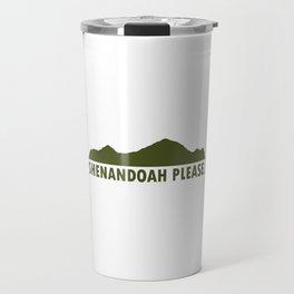 Shenandoah Please Travel Mug