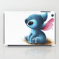 stitch iPad Cases featuring Stitch by Patricia Teo