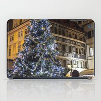 new year iPad Cases featuring New year 4 by Veronika