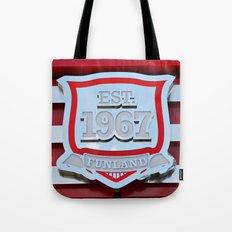 1967 Funland Tote Bag