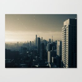Toronto Series - Old but New Canvas Print