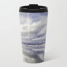 Jokulsarlon Lagoon Beach 13  Travel Mug