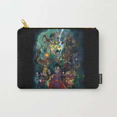 Lil' Super Friends Carry-All Pouch