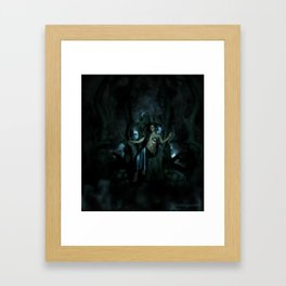 Goddess Lilith Framed Art Print