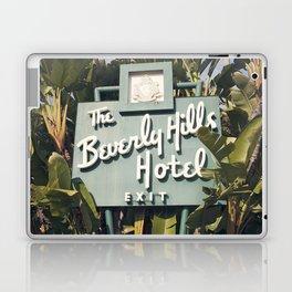 Beverly Hills Hotel Laptop & iPad Skin