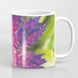 Spiky Purple Flower Coffee Mug
