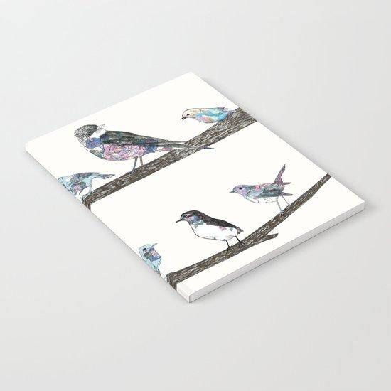 Birds: 2 Notebook