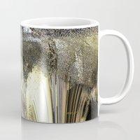 champagne Mugs featuring champagne by Maria Julia Bastias