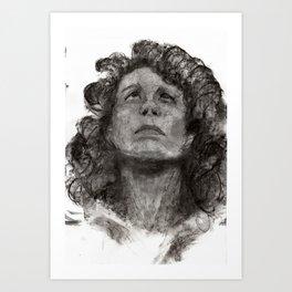 Life Portrait #1 Art Print
