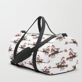 Santa Scout is Coming Duffle Bag