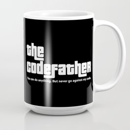 The Codefather Mug Coffee Mug