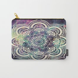 Galaxy Mandala : Deep Pastels Carry-All Pouch
