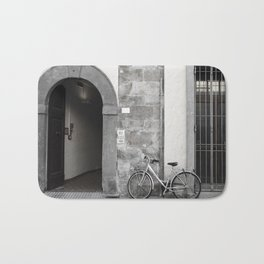 bicycles of Tuscany Bath Mat