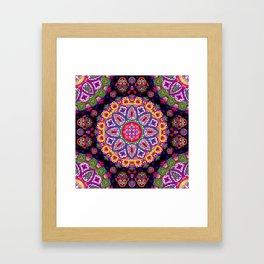 Gypsy Love Framed Art Print